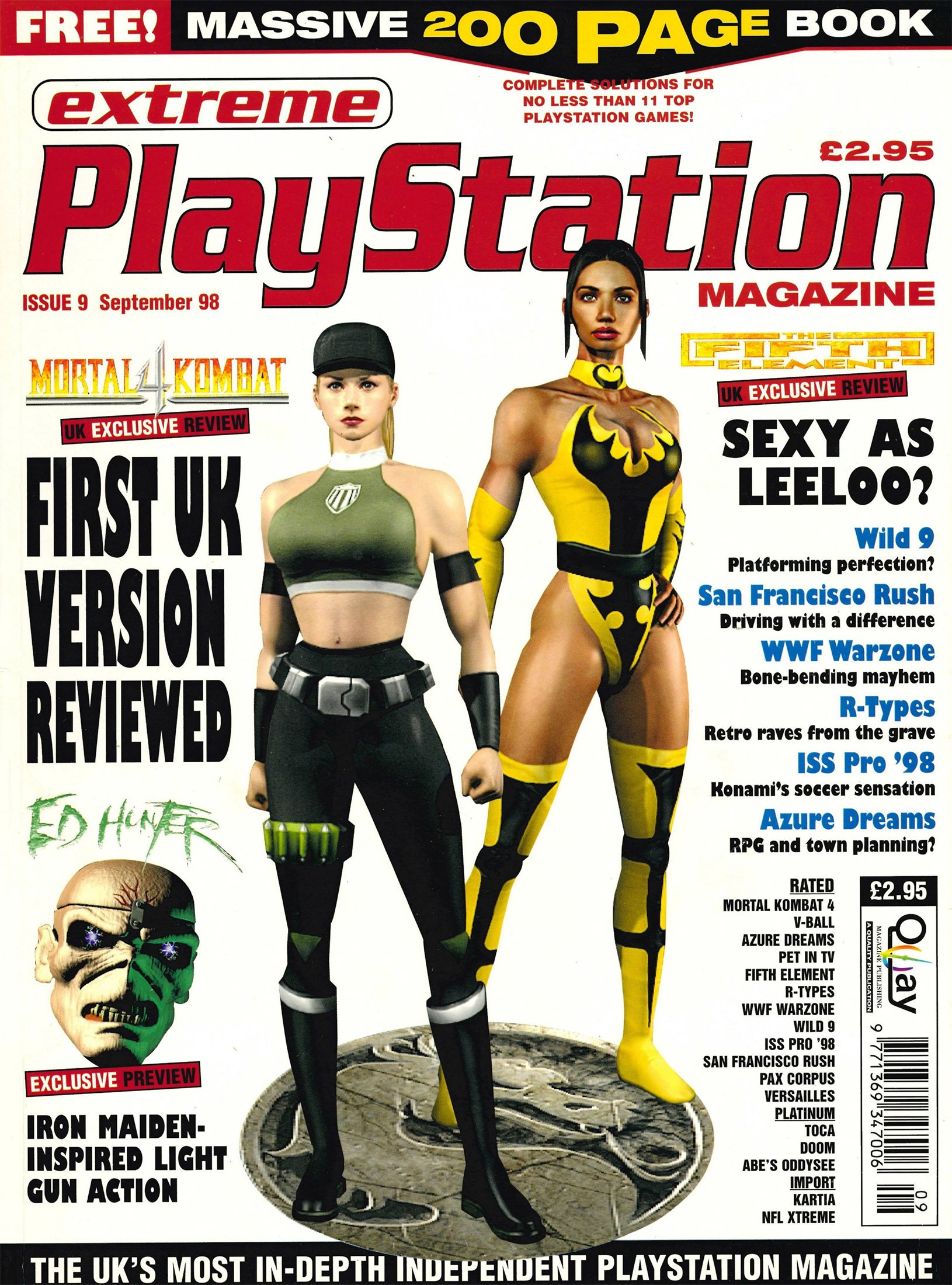Extreme Playstation Issue 09 (September 1998)