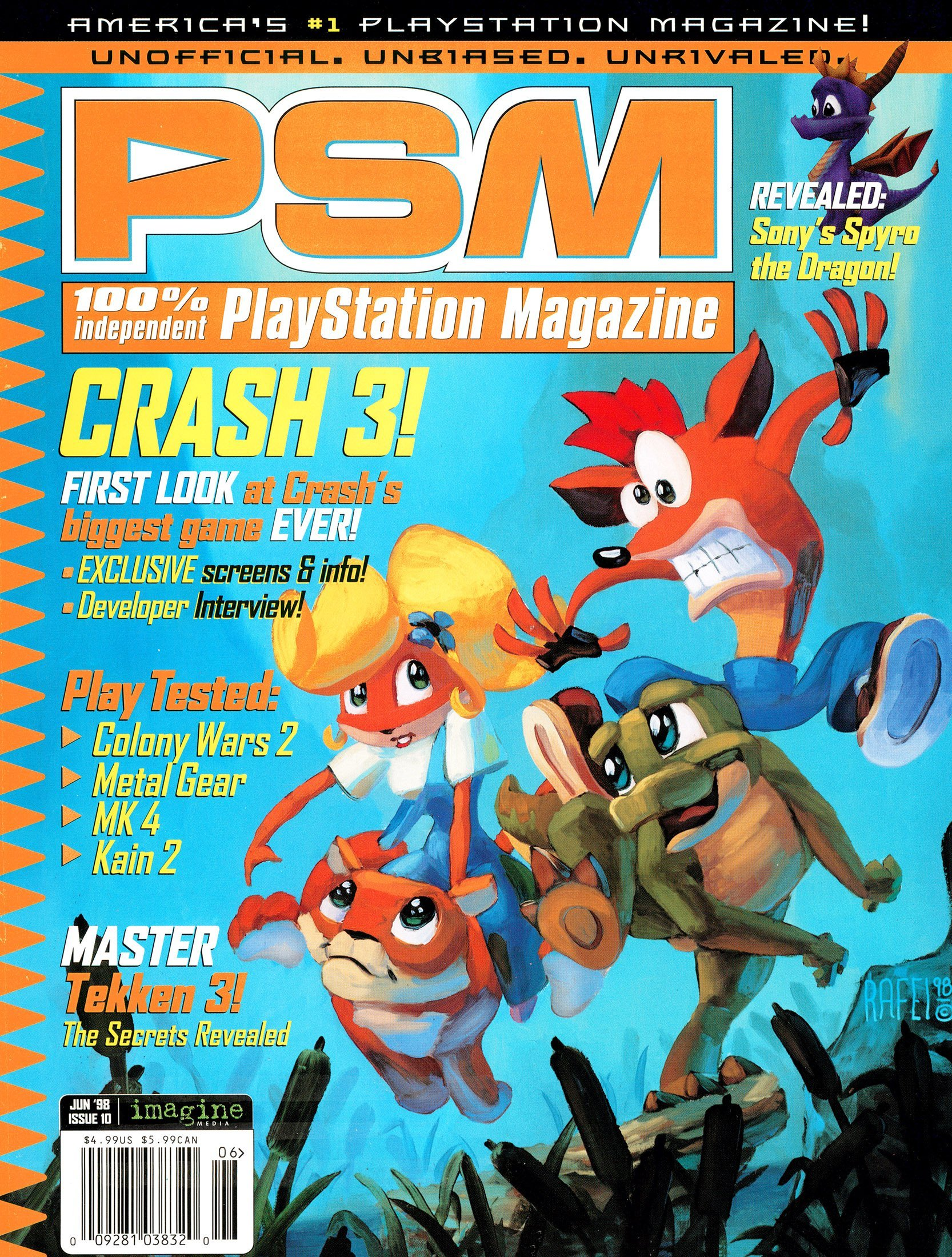 PSM Issue 010 June 1998