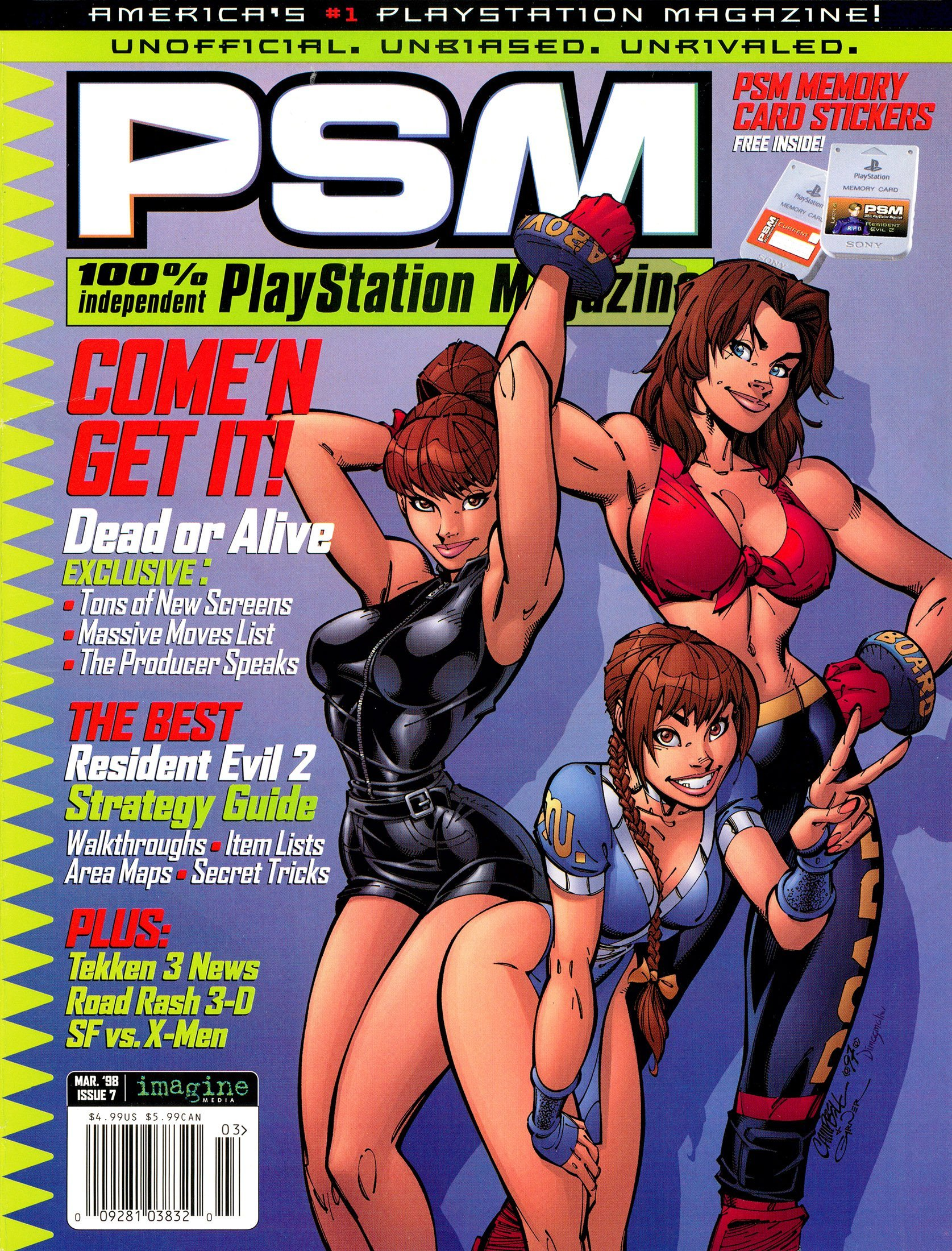 PSM Issue 7 - PSM - Retromags Community