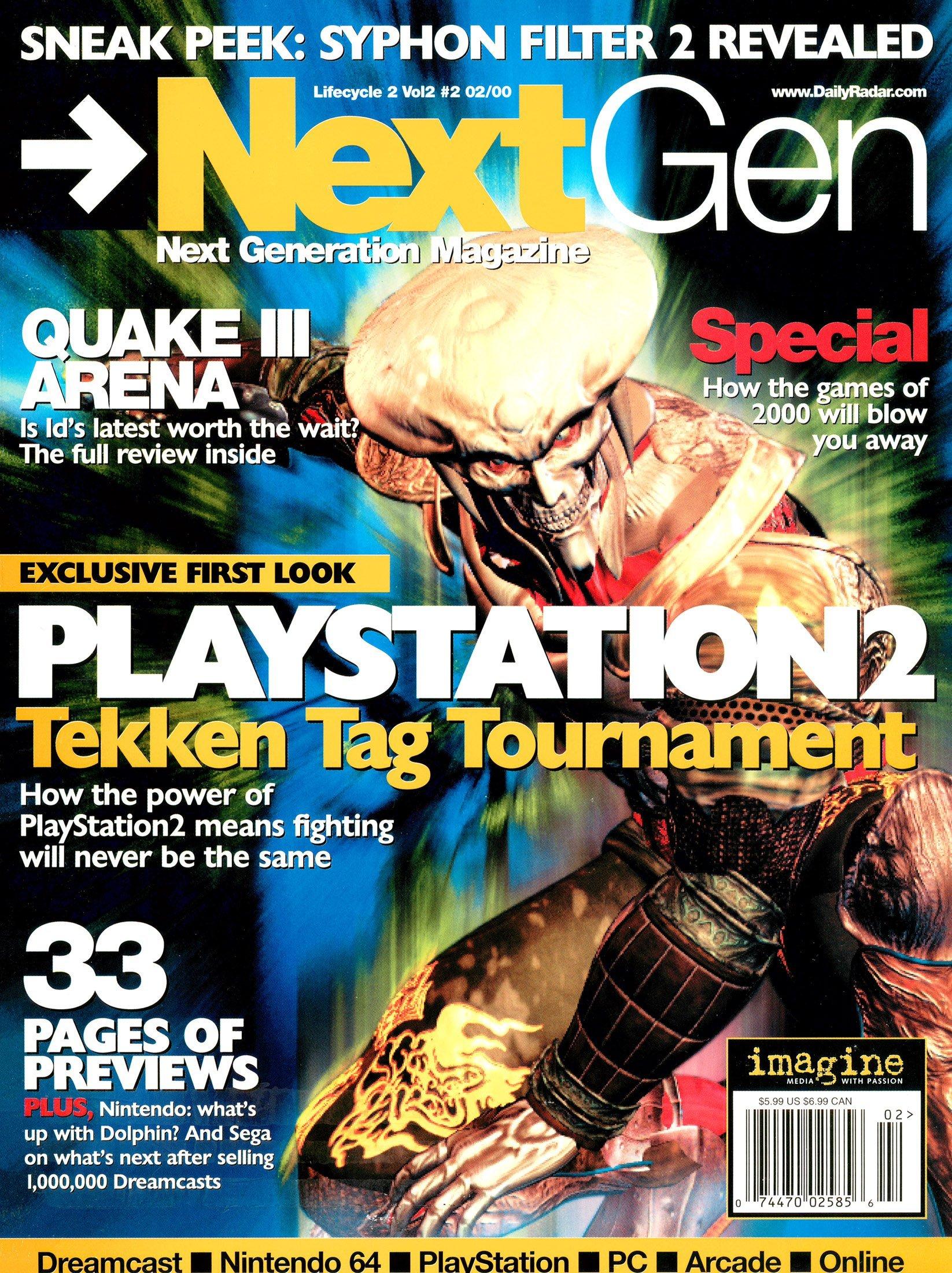 Next Generation Issue 62 February 2000