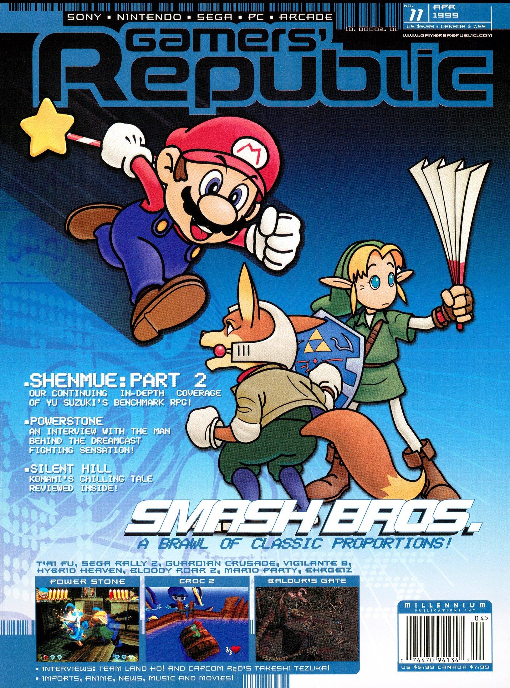 Gamers Republic issue 011 April 1999