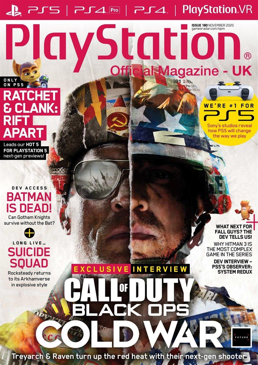 Playstation Official Magazine UK 180 (November 2020)