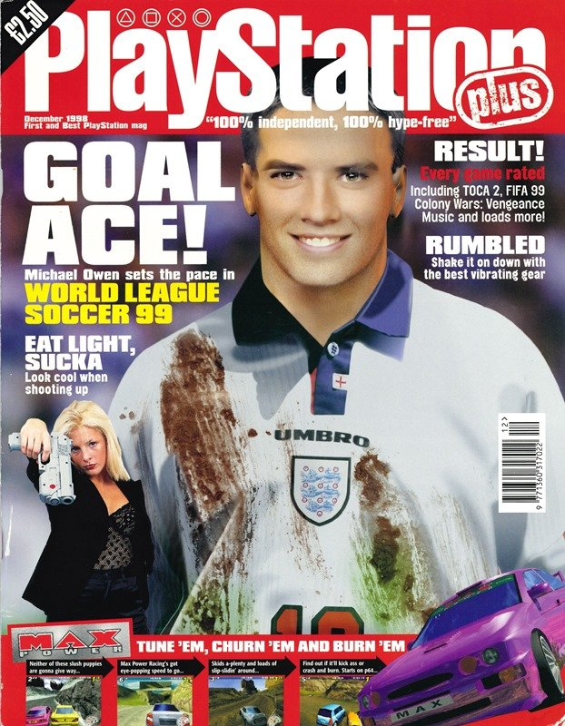 PlayStation Plus Issue 039 (December 1998)