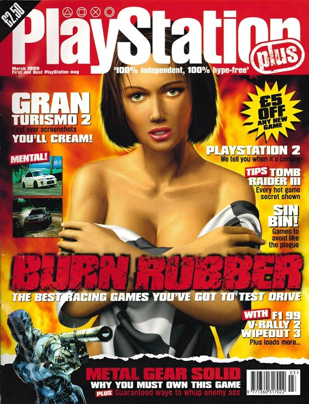 Playstation Plus Issue 042 (March 1999)