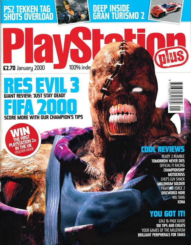 PlayStation Plus Issue 052 (January 2000)