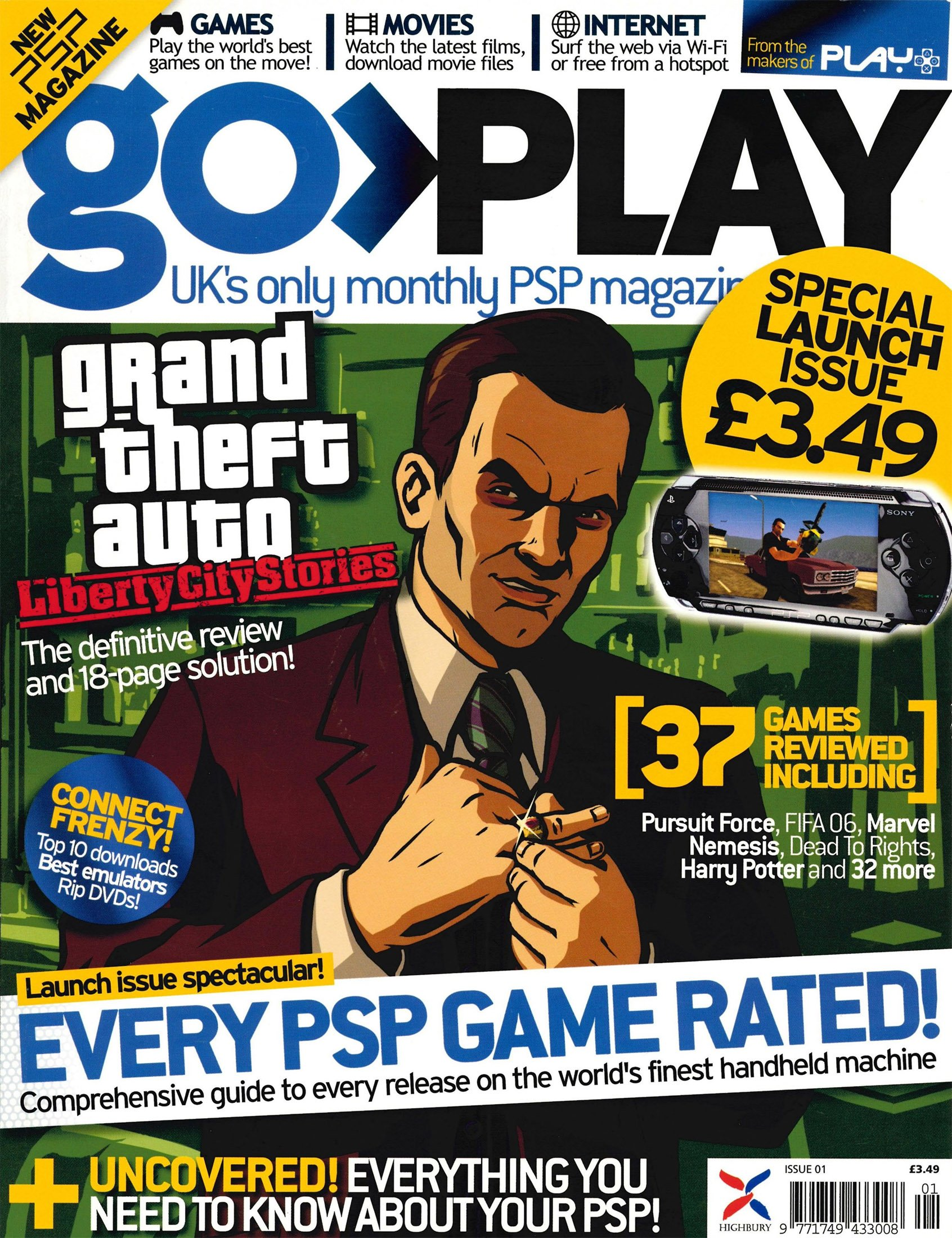 go Play Issue 01