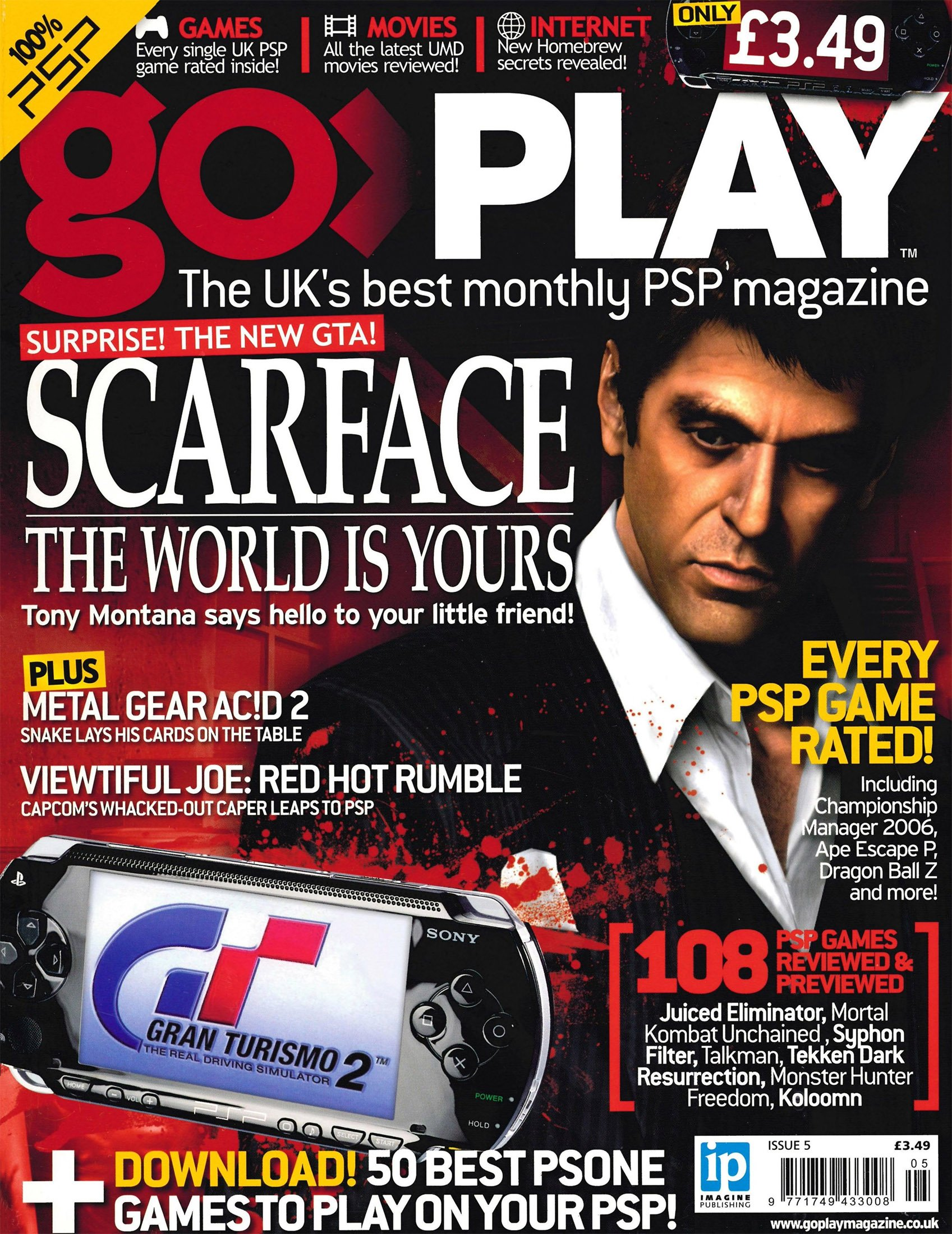 go Play Issue 05