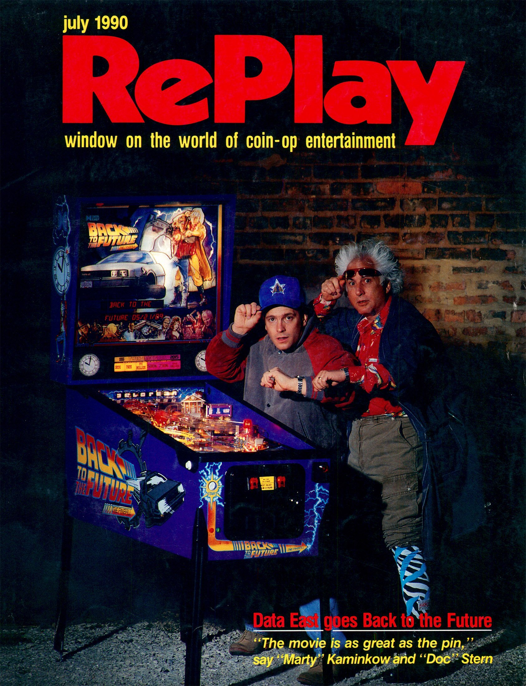 RePlay (July 1990)