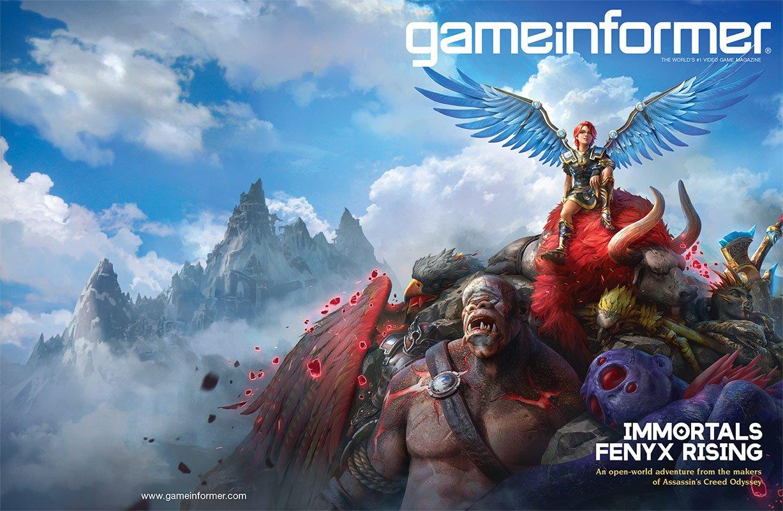Game Informer Issue 331 (November 2020) (full) *cover 2*
