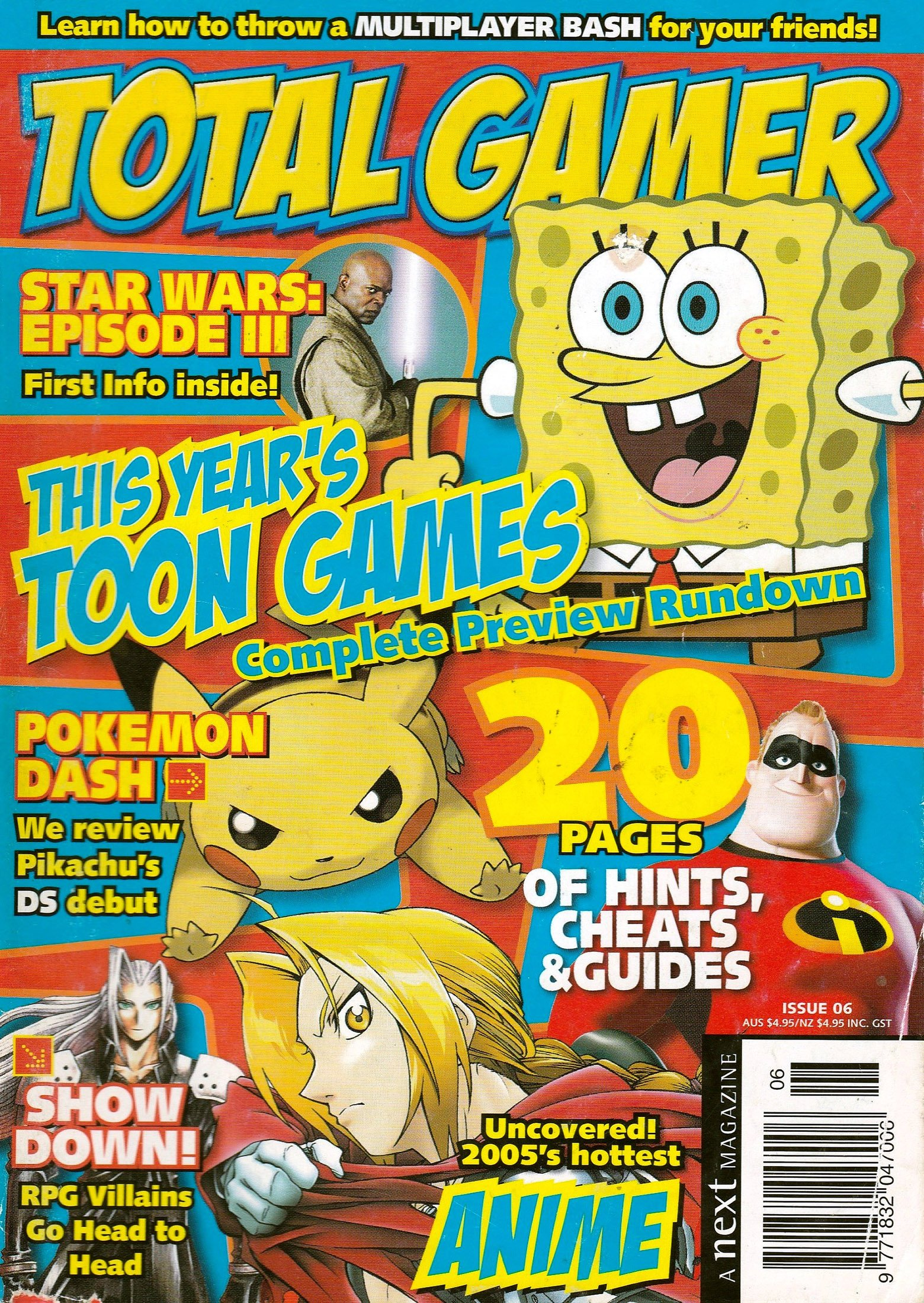 Total Gamer Issue 06