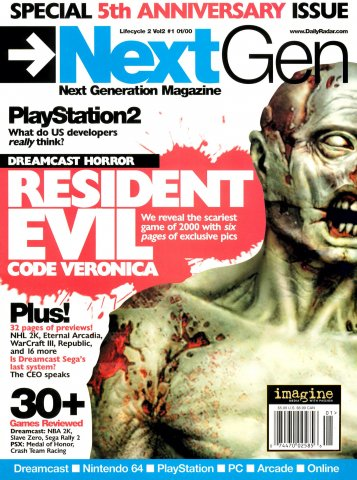 Next Generation Issue 61 January 2000