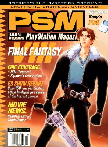 PSM Issue 012 August 1998