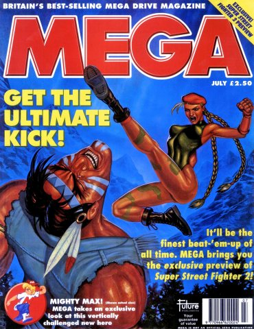 MEGA Issue 22 (July 1994)