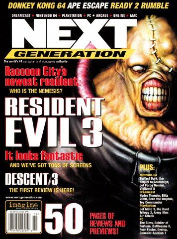 Next Generation Issue 56 August 1999