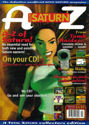 Total Saturn Issue 4 (January 1997)