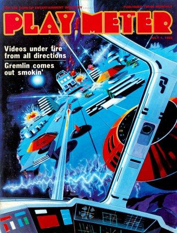 Play Meter Vol.8 No.13 (July 1, 1982)