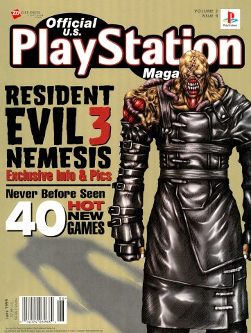 Official U.S. PlayStation Magazine Issue 021 (June 1999)