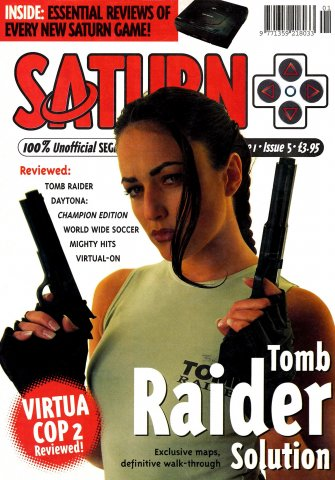 Saturn+ Issue 05 (January 1997)