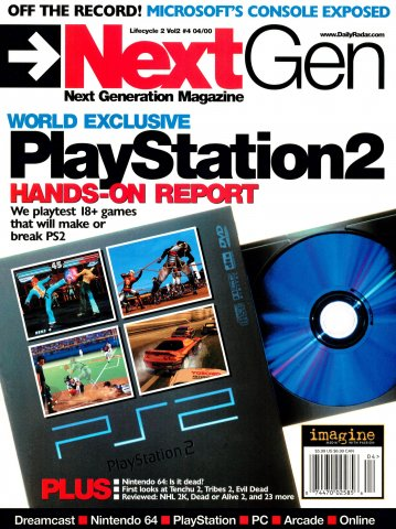 Next Generation Issue 64 April 2000