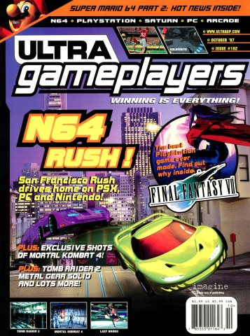 Ultra Game Players Issue 102 (October 1997)