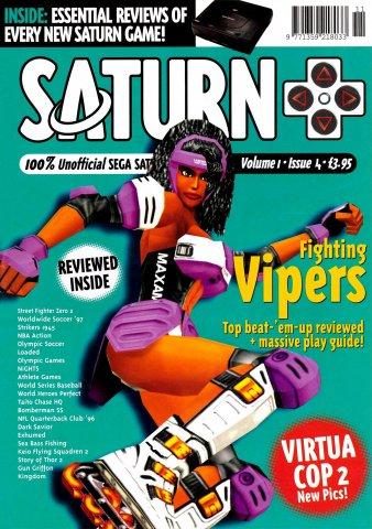 Saturn+ Issue 04 (October-November 1996)