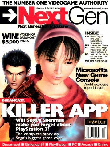 Next Generation Issue 58 October 1999