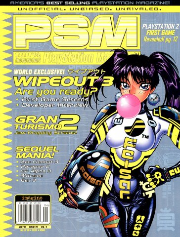 PSM Issue 020 April 1999