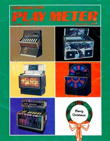 Play Meter Vol.2 No.14 (December 1976)