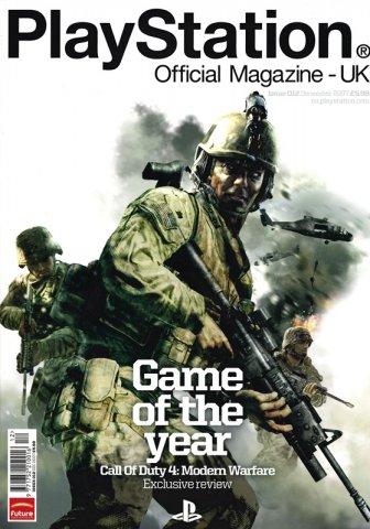 Playstation Official Magazine UK 012 (December 2007)