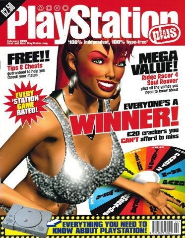 Playstation Plus Issue 041 (February 1999)