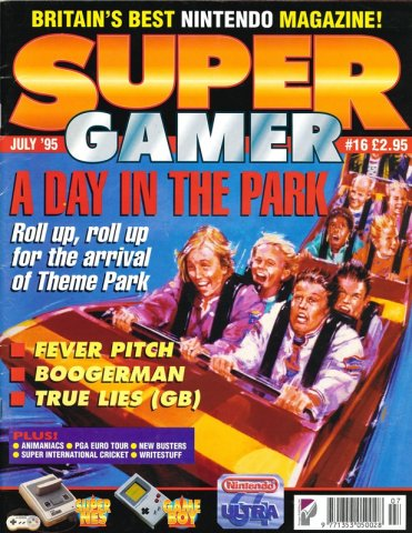 Super Gamer Issue 16 (July 1995)