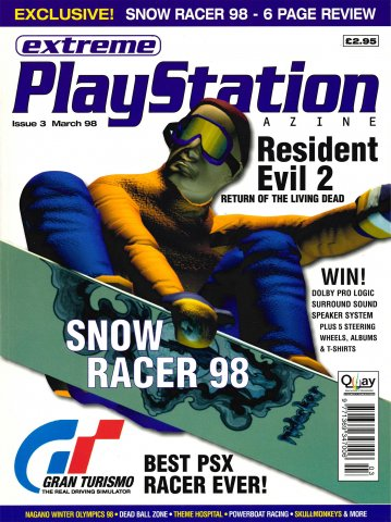 Extreme Playstation Issue 03 (March 1998)