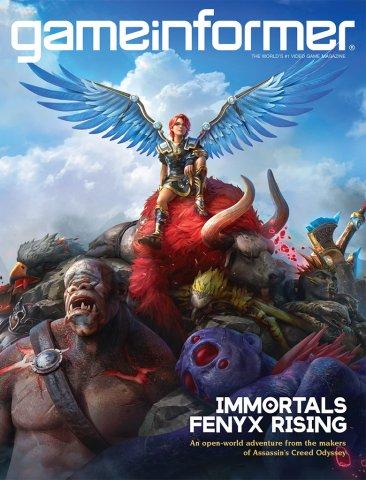 Game Informer Issue 331 (November 2020)