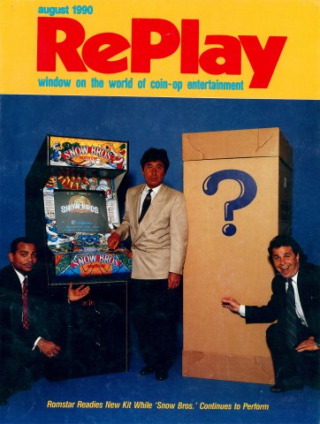 RePlay (August 1990)