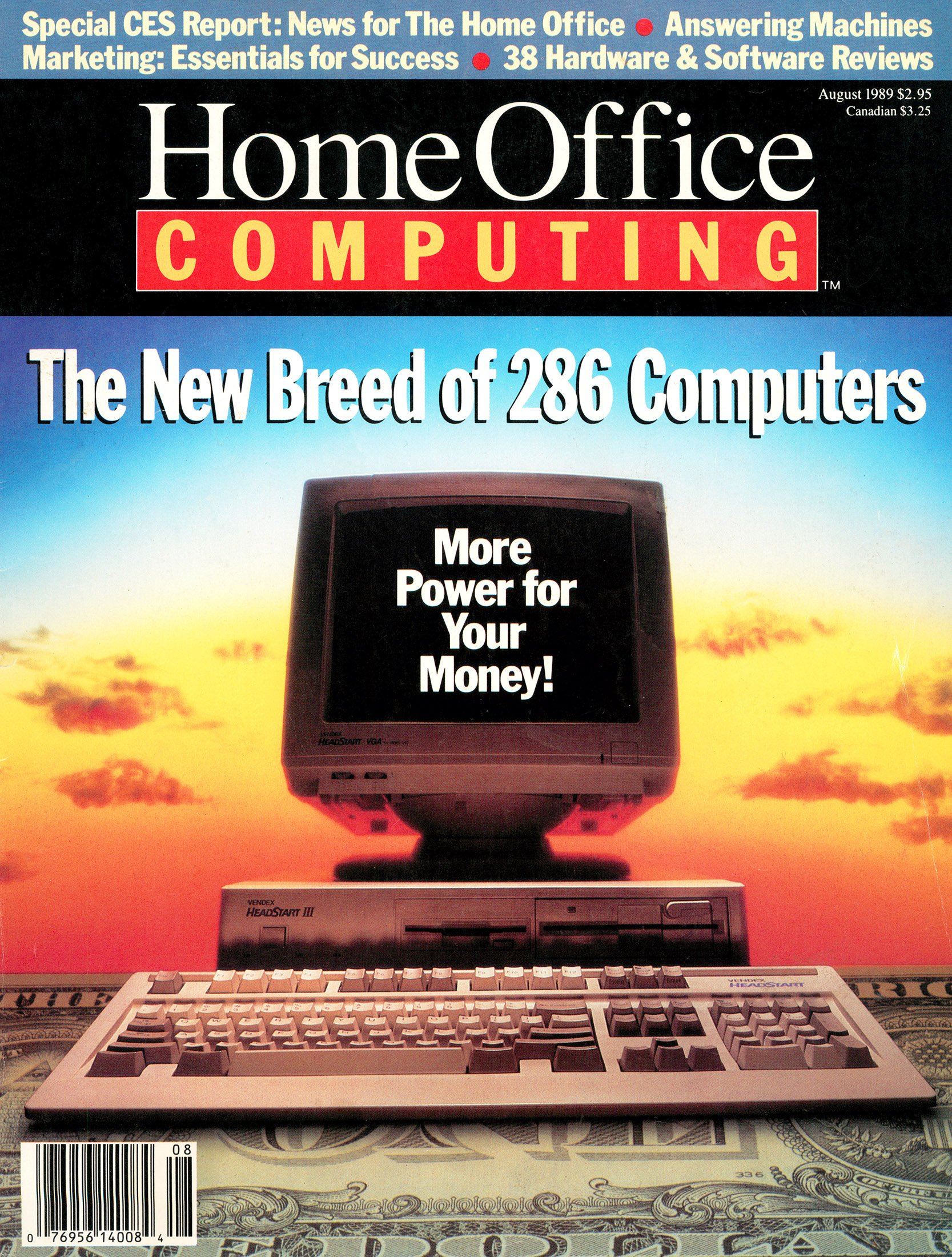 Home Office Computing Volume 7 Number 8 (August 1989)
