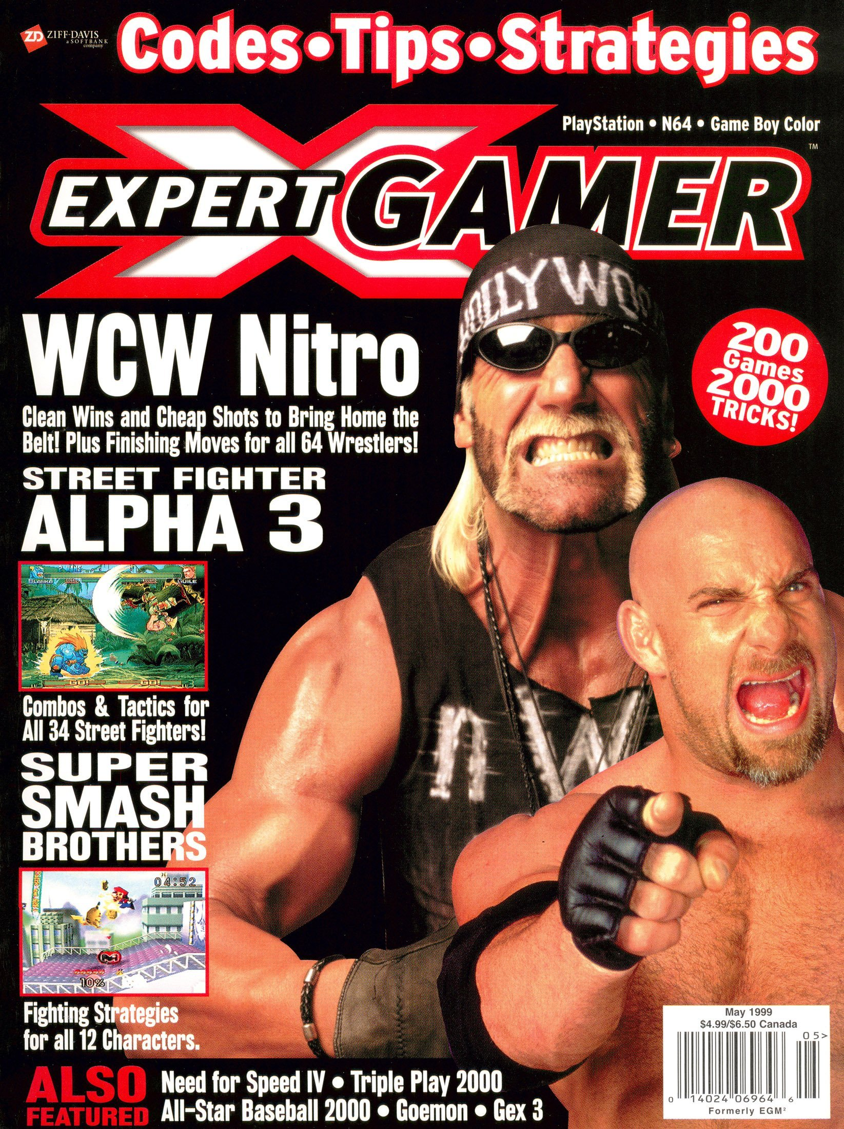 Expert Gamer Issue 59 (May 1999)