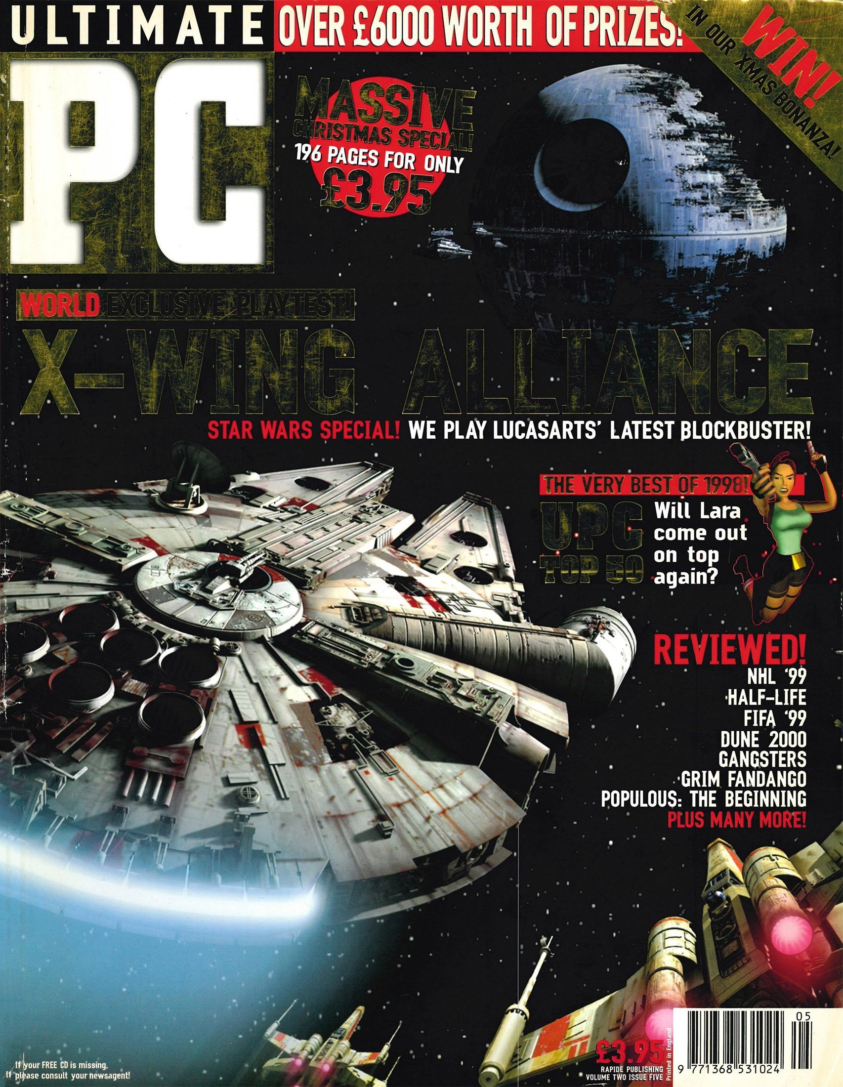 Ultimate PC Volume 2 Issue 05 (Xmas 1998)