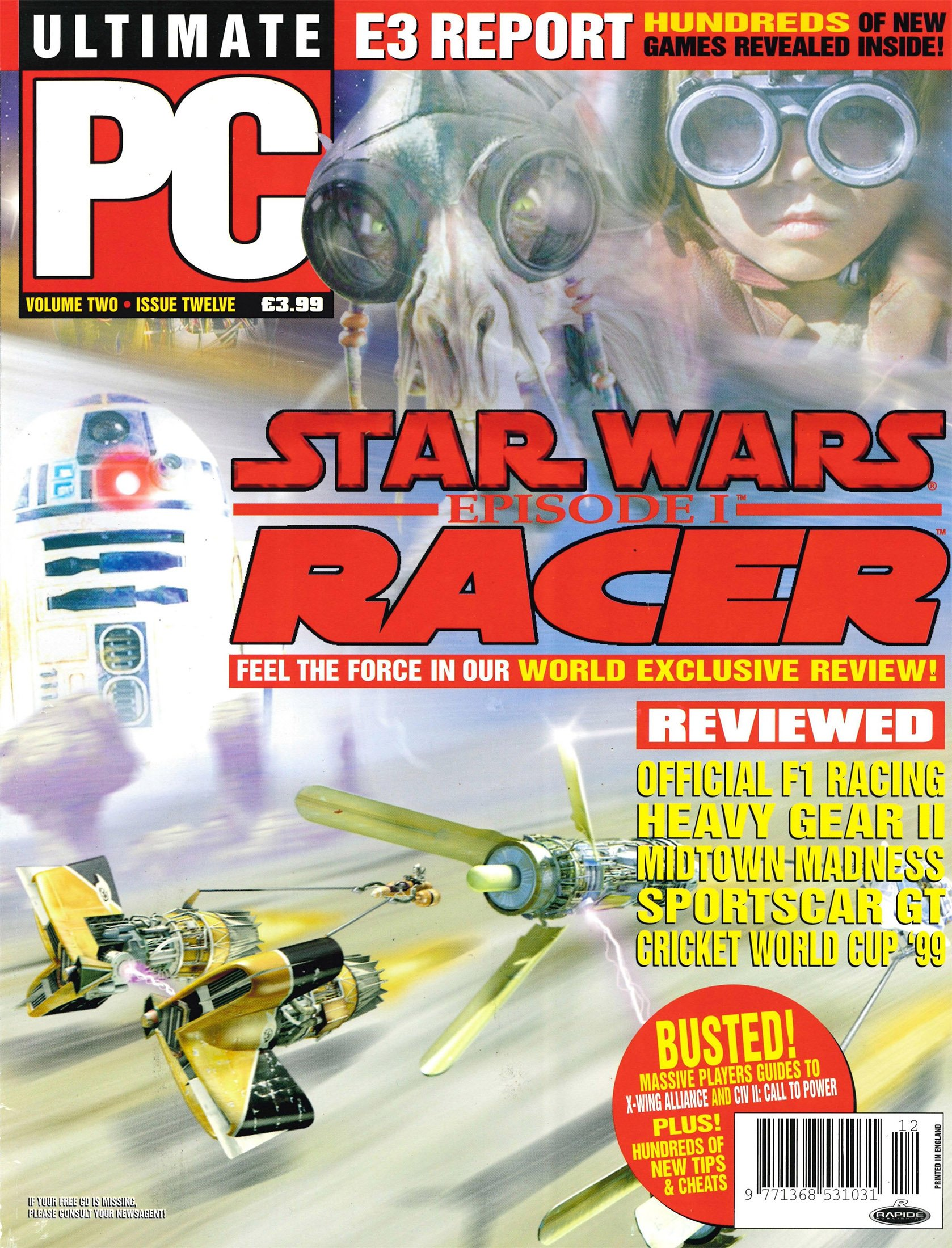 Ultimate PC Volume 2 Issue 12 (July 1999)