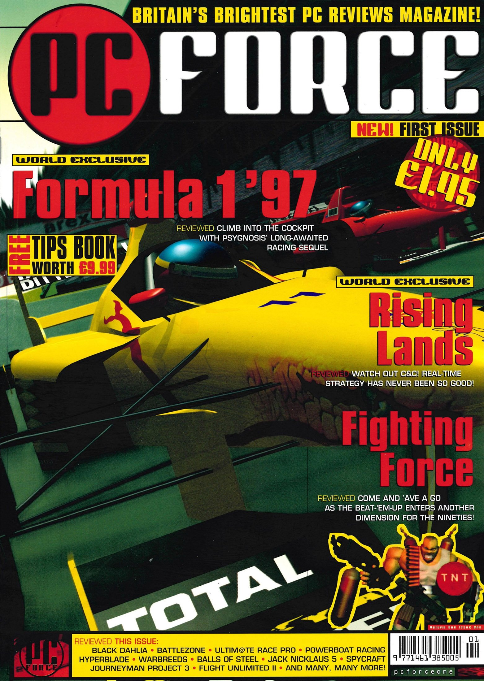PC Force Issue 01