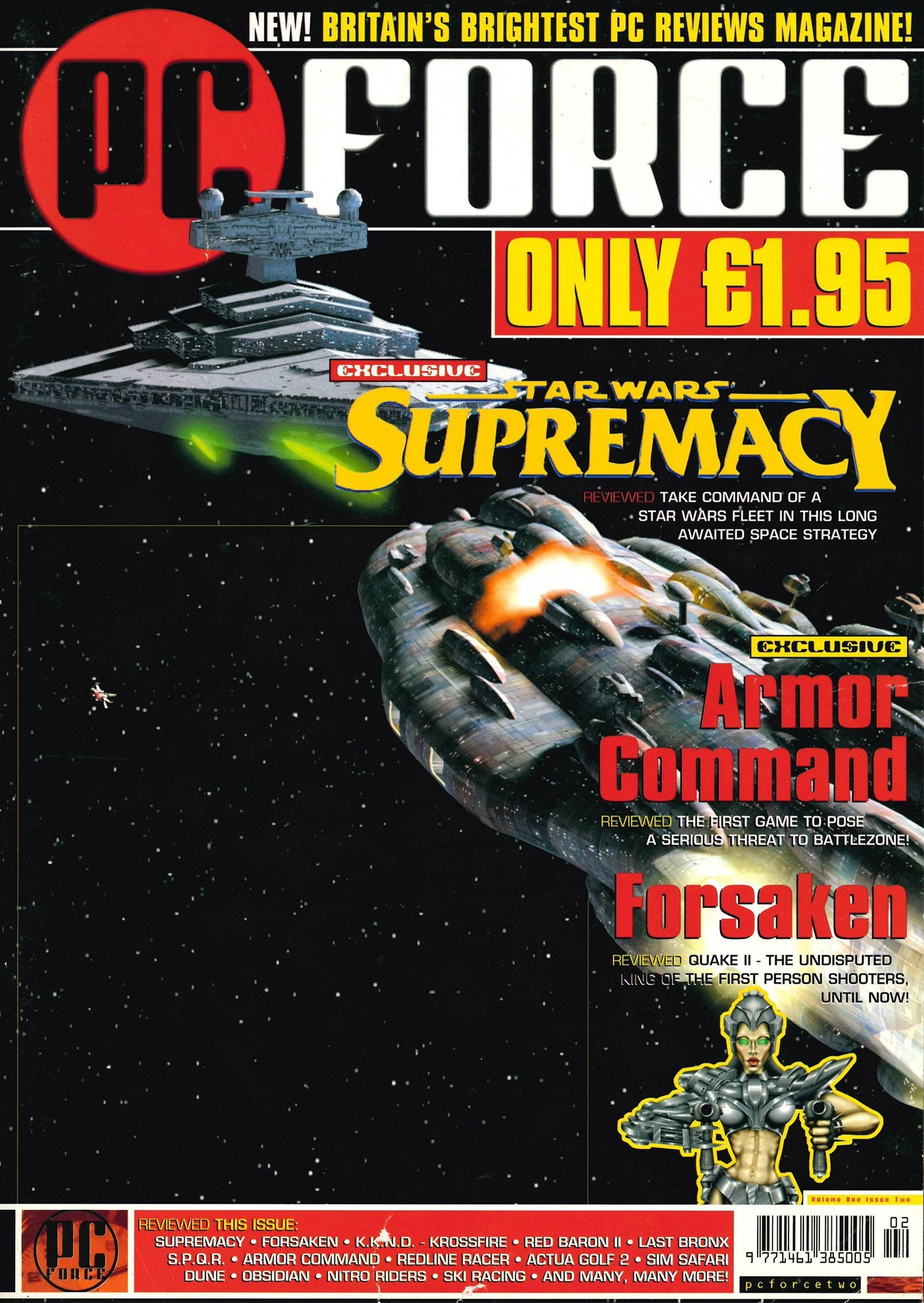 PC Force Issue 02