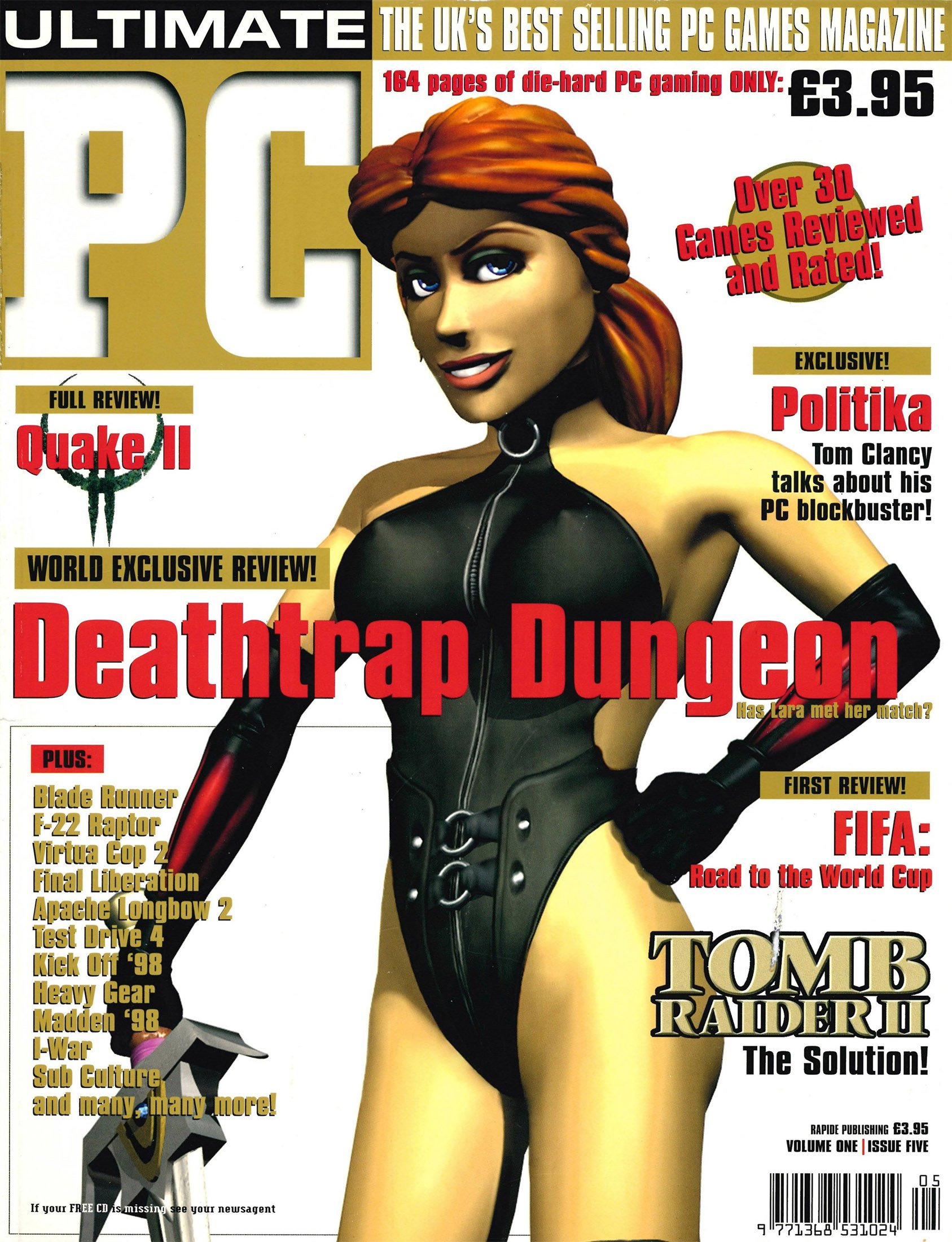 Ultimate PC Volume 1 Issue 05 (January 1998)