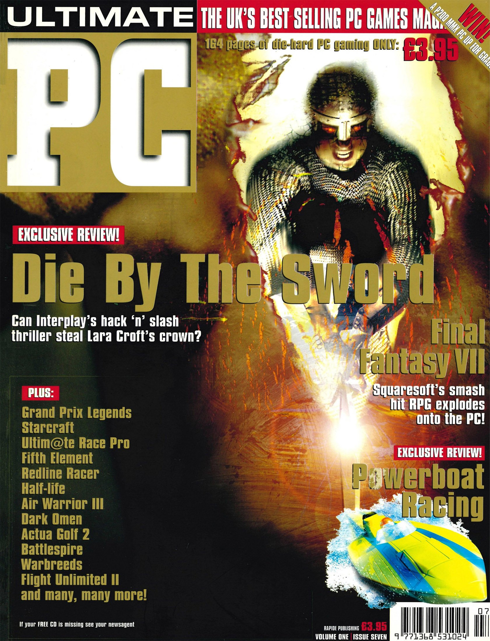 Ultimate PC Volume 1 Issue 07 (March 1998)