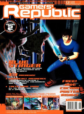 Gamers Republic Issue 013 June 1999