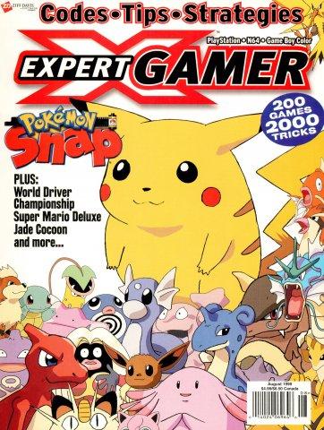Expert Gamer Issue 62 (August 1999)