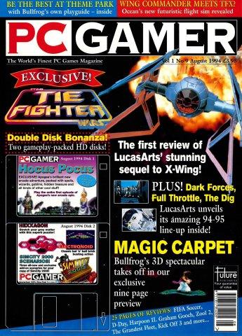 PC Gamer UK 009 August 1994