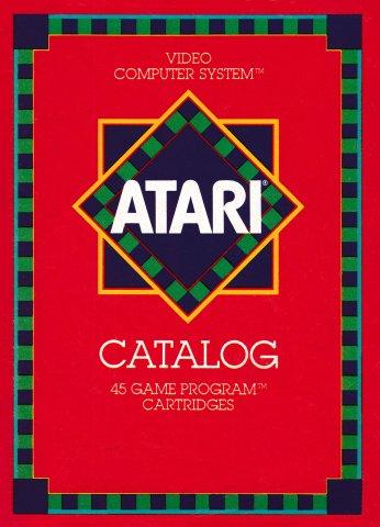 Atari Catalog (1981)