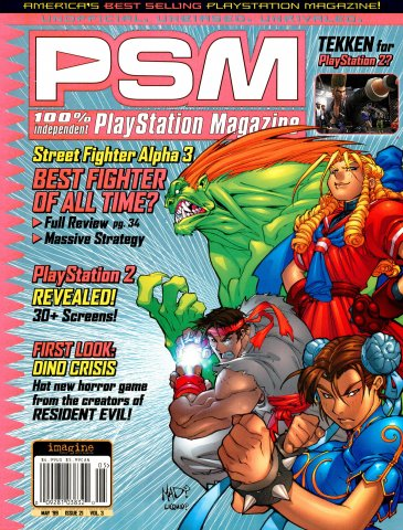 PSM Issue 021 May 1999