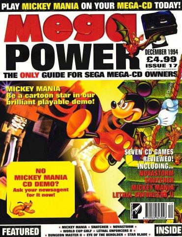 Mega Power 17 (December 1994)