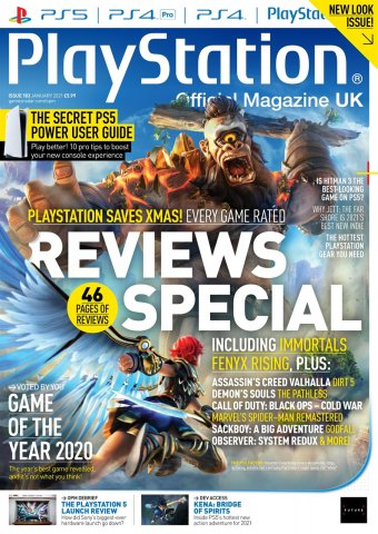 Playstation Official Magazine UK