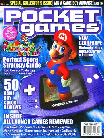Pocket Games Issue 06 (Summer 2001)